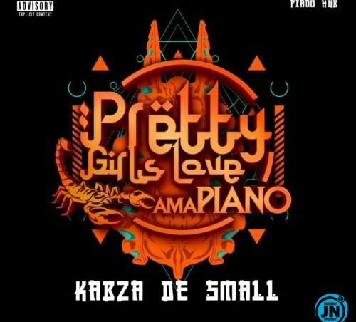 Pretty Girls Love Amapiano Vol 2 (2020) Album